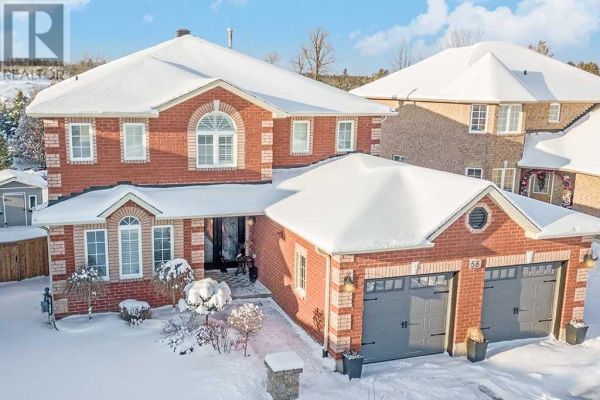 58 SUN KING CRES, Barrie