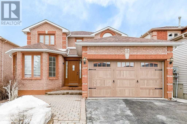22 WADDINGTON CRES, Barrie
