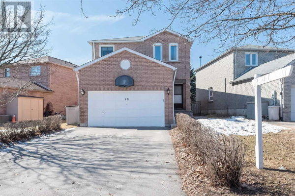 18 WALLACE DR, Barrie