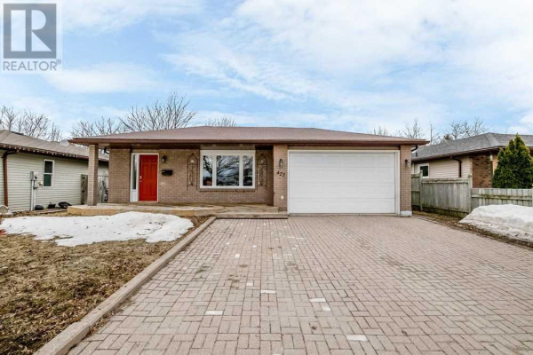 425 LEACOCK DR, Barrie