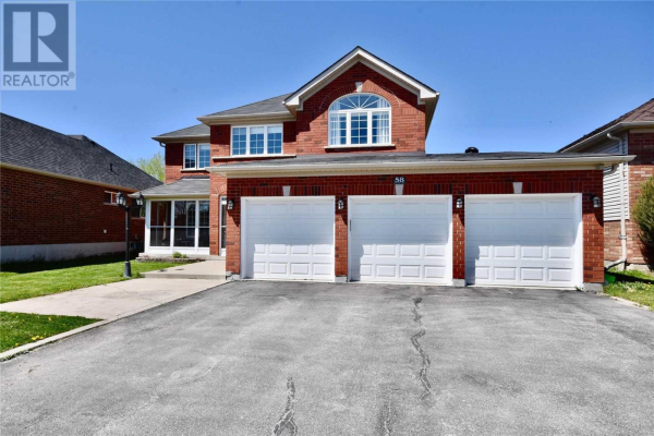 58 COUNTRY LANE, Barrie