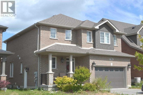 78 NATHAN CRES, Barrie