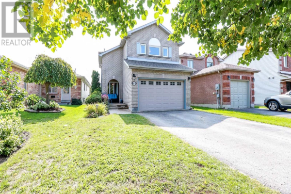 43 RUNDLE CRES, Barrie