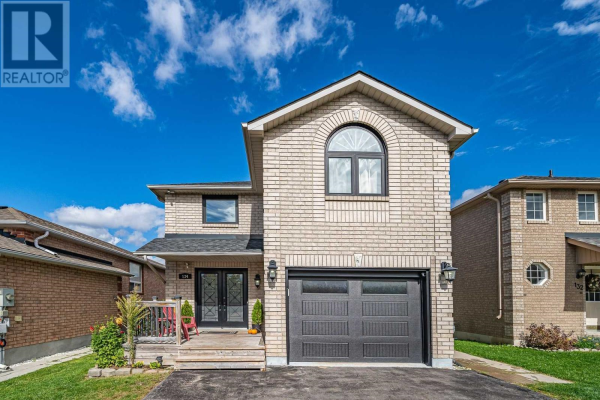 134 NATHAN CRES, Barrie