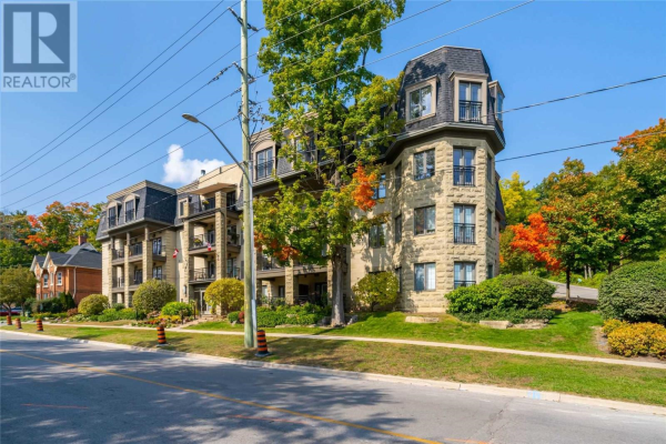 #304 -200 COLLIER ST, Barrie