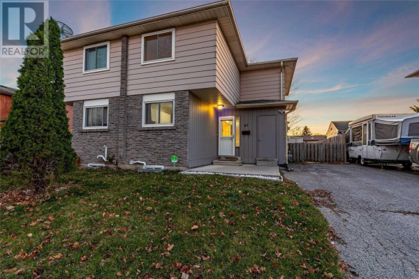 87 CHRISTIE CRES, Barrie
