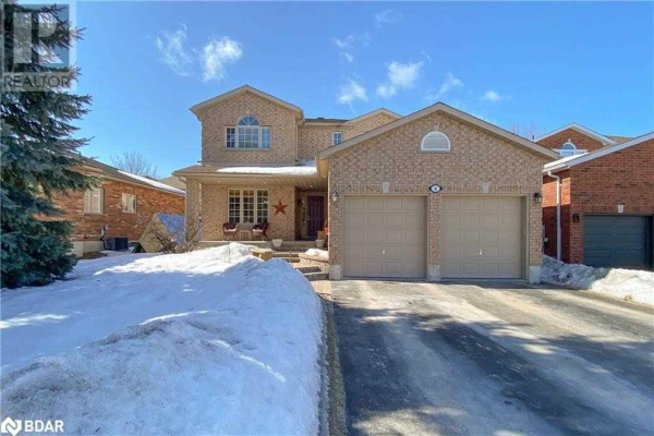 6 EDGE WATER DR, Barrie