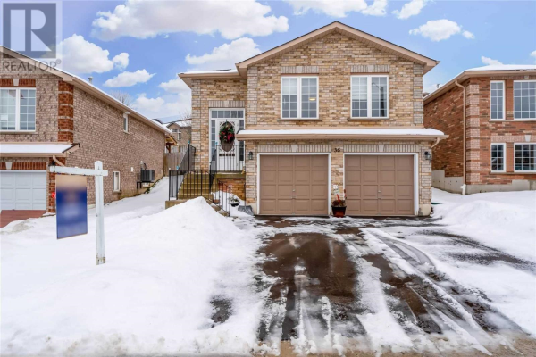 #BSMT -35 FOREST DALE DR, Barrie