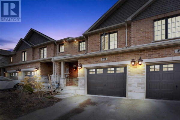 79 NATHAN CRES, Barrie