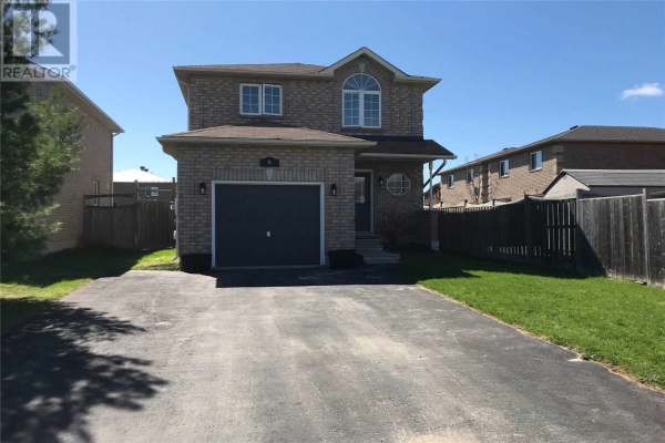 6 MAJESTY BLVD, Barrie