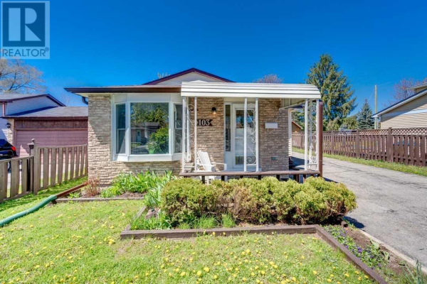 103 JANICE DR, Barrie