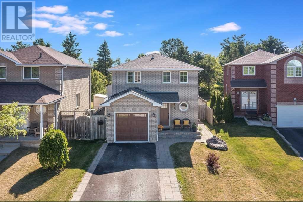 35 CLUTE CRES, Barrie