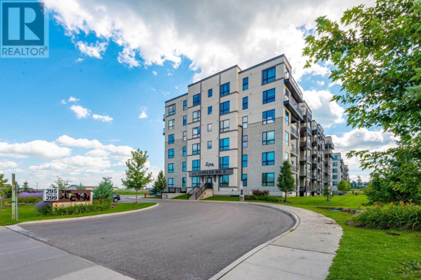 #601 -295 CUNDLES RD E, Barrie