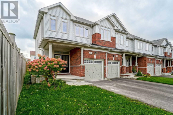 87 PEARCEY CRES, Barrie