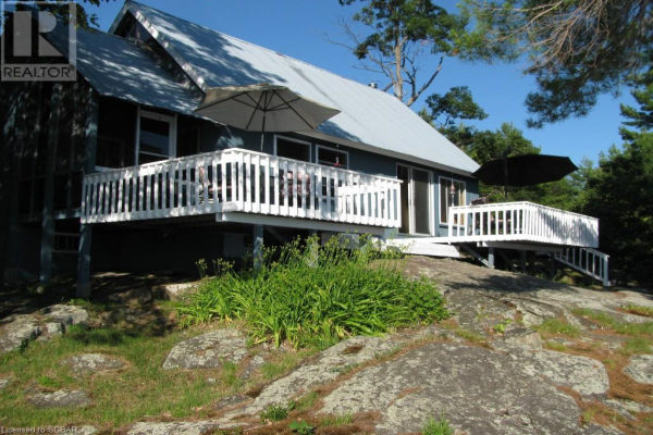 5674 ISLAND 1040/LITTLE BEAUSOLEIL ISLAND, Honey Harbour