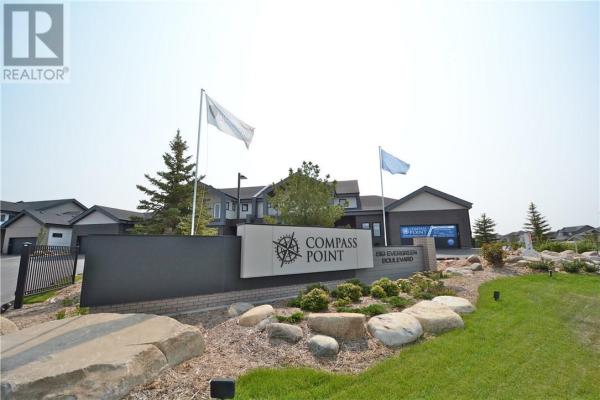 8 619 Evergreen BLVD, Saskatoon