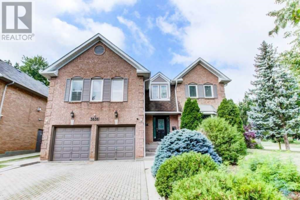 3636 STRATTON WOODS GATE, Mississauga