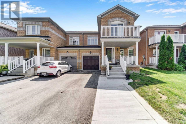131 SEASIDE CIRC, Brampton