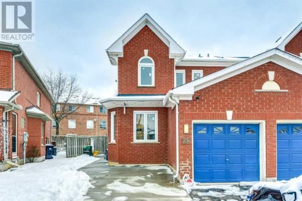 26 PRESSED BRICK DR, Brampton