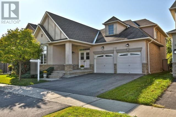 2160 COLONEL WILLIAM PKWY, Oakville