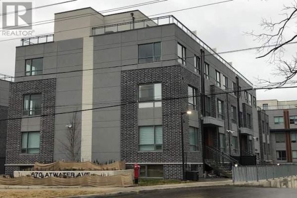#3 -670 ATWATER AVE, Mississauga