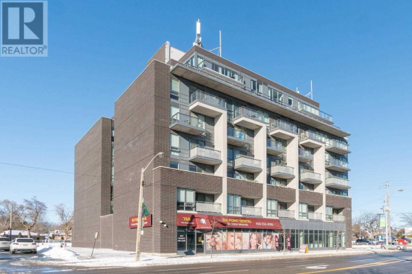 #610 -760 THE QUEENSWAY AVE, Toronto