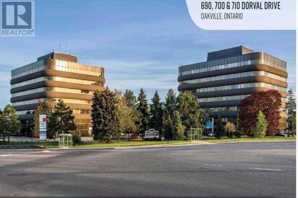 #405 -690 DORVAL DR, Oakville