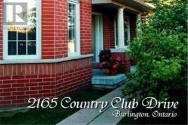 #17 -2165 COUNTRY CLUB DR, Burlington