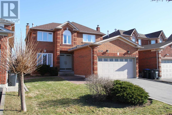 1138 WHITE CLOVER WAY, Mississauga
