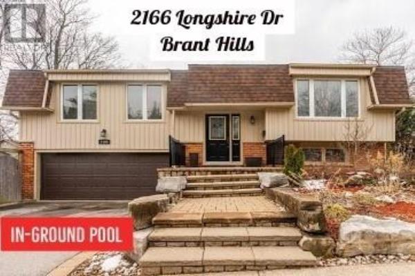 2166 LONGSHIRE DR, Burlington