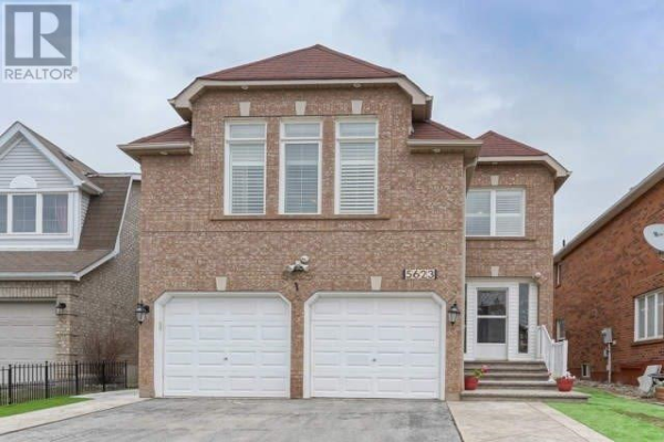 5623 BELL HARBOUR DR, Mississauga