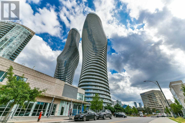 #2605 -50 ABSOLUTE AVE, Mississauga