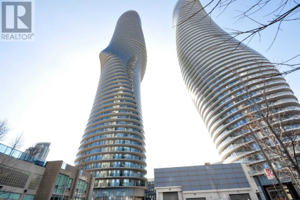 #2202 -60 ABSOLUTE AVE, Mississauga