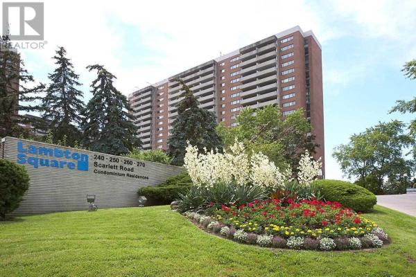 #809 -240 SCARLETT RD, Toronto