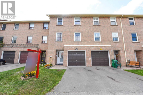 #46 -7255 DOOLEY DR, Mississauga