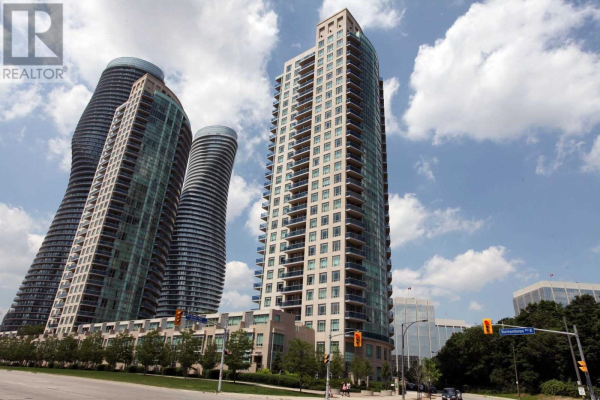 #1909 -80 ABSOLUTE AVE, Mississauga