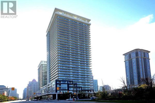 #2604 -360 SQUARE ONE DR, Mississauga