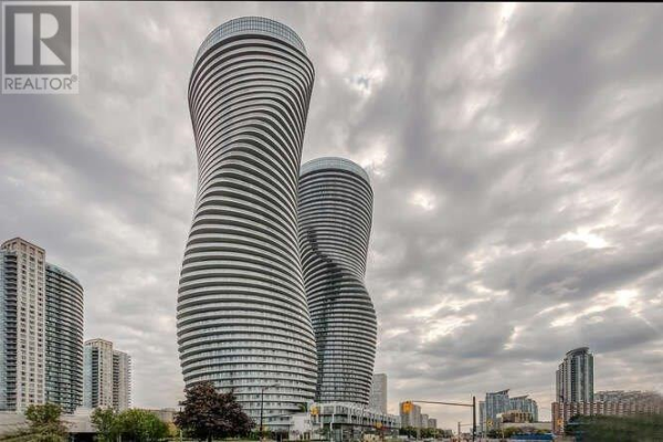 #2408 -50 ABSOLUTE AVE, Mississauga