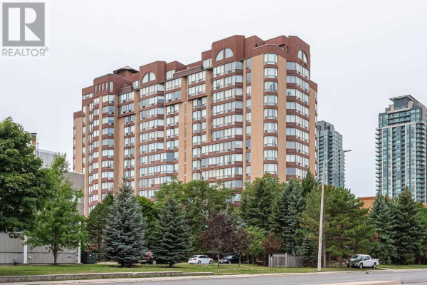 #602 -25 FAIRVIEW RD, Mississauga
