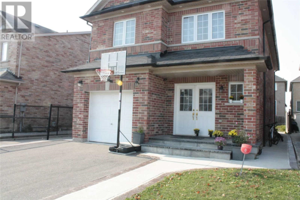 418 COMISKEY CRES, Mississauga