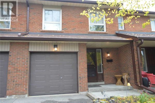 #48 -725 VERMOUTH AVE, Mississauga