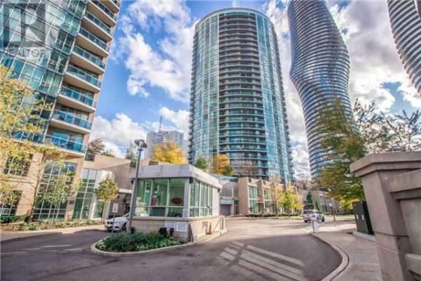 #2808 -80 ABSOLUTE AVE, Mississauga