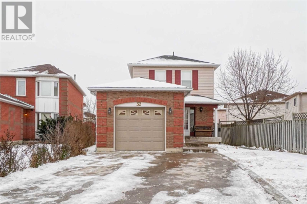 32 SADDLECREEK CRT S, Brampton