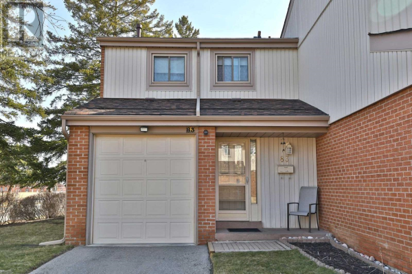 #83 -3339 COUNCIL RING RD, Mississauga