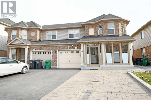 136 DECKER HOLLOW CIRC, Brampton