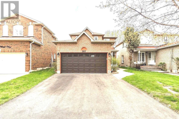 597 FOUR WINDS WAY, Mississauga