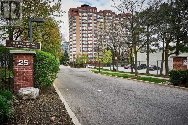 #211 -25 FAIRVIEW RD W, Mississauga