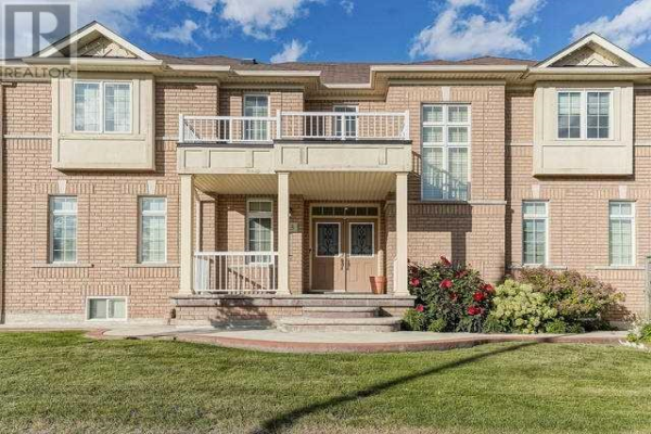 #UPPER -3 COOLWATER DR, Brampton