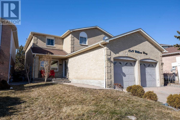 #BSMT -1549 WILLOW WAY, Mississauga