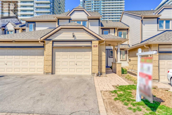 #4 -2275 CREDIT VALLEY RD, Mississauga